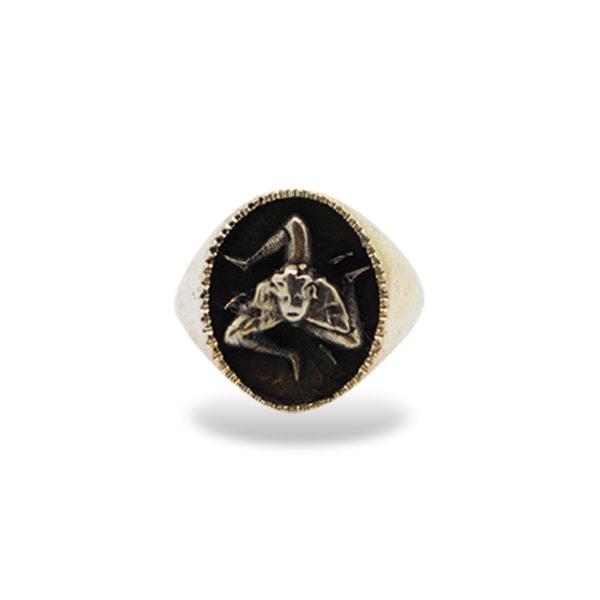 vendita-anello-trinacria-siciliana