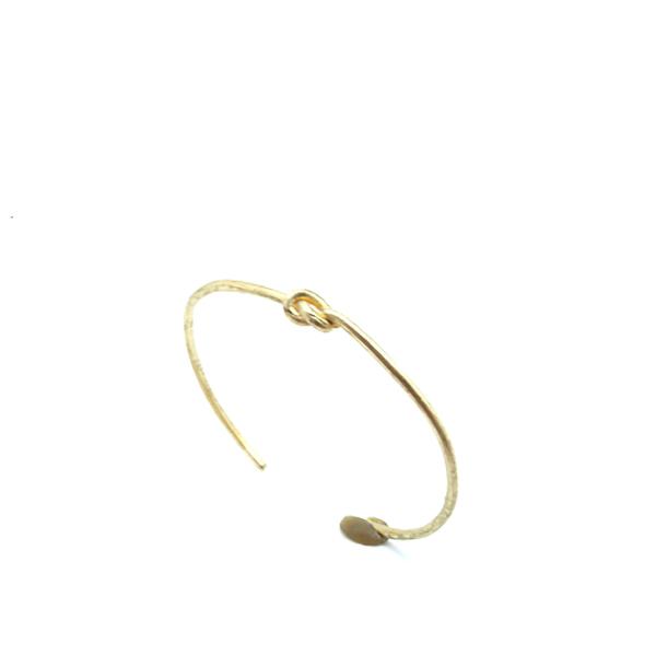 mattana design bracciale wire unione bronzo