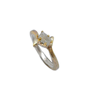 anello-bimetal-diamante-grezzo