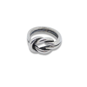 anello-nodo-argento