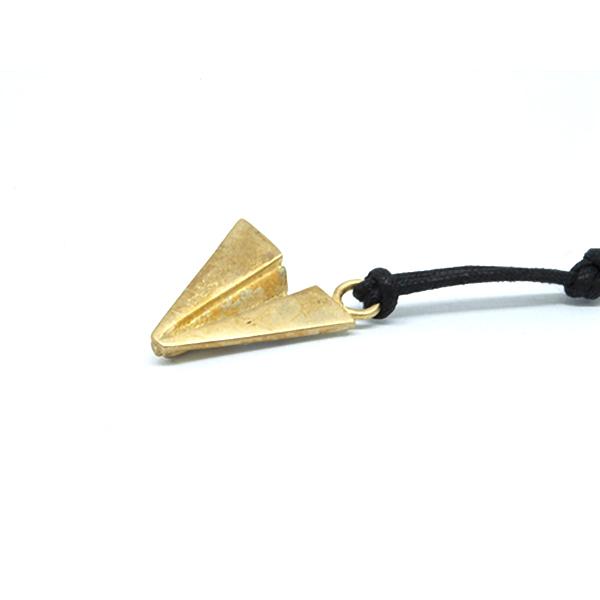 mattanan design aereo di carta argento o bronzo small