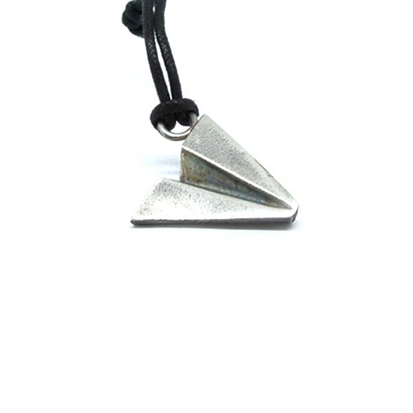 mattanan design aereo di carta argento o bronzo