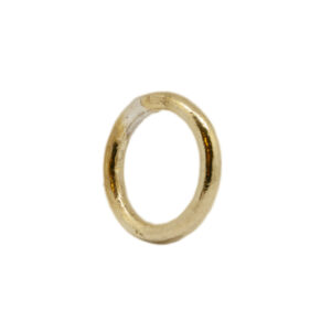 mattana design unione cerchio minimal bronzo